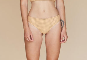 Acacia Swimwear Brazil Bikini Bottom in Merci
