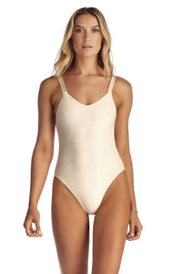 Vitamin A Swimwear 'Leah' One Piece in Serafina