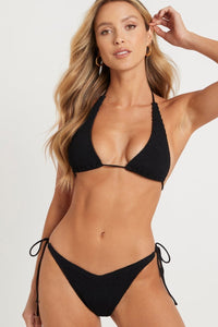 BOUND by BOND-EYE 'THE SERENITY' BIKINI BOTTOM in BLACK