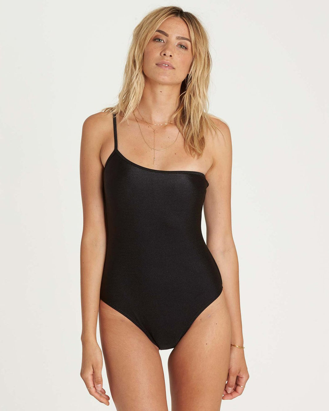 Billabong Swimwear 'Love Bound' One Piece in Black