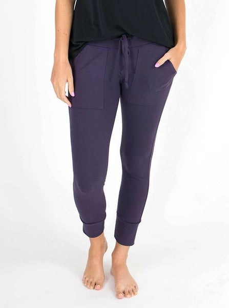 Lounge All Day (butter soft) Cropped Joggers
