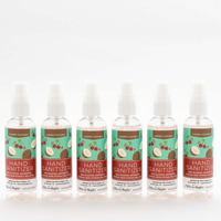 Cherry Coconut Scented Hand Sanitizer - Mixologie