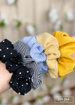 Springtime Hair Scrunchies