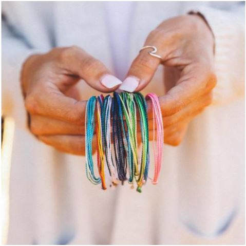 The Original - Pura Vida Bracelet (multiple color options)