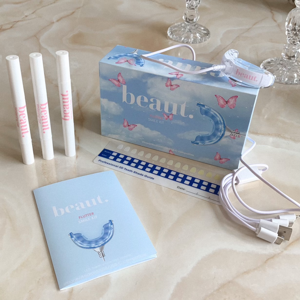Smile Kit - Light Therapy Teeth Whitening System (Wired)