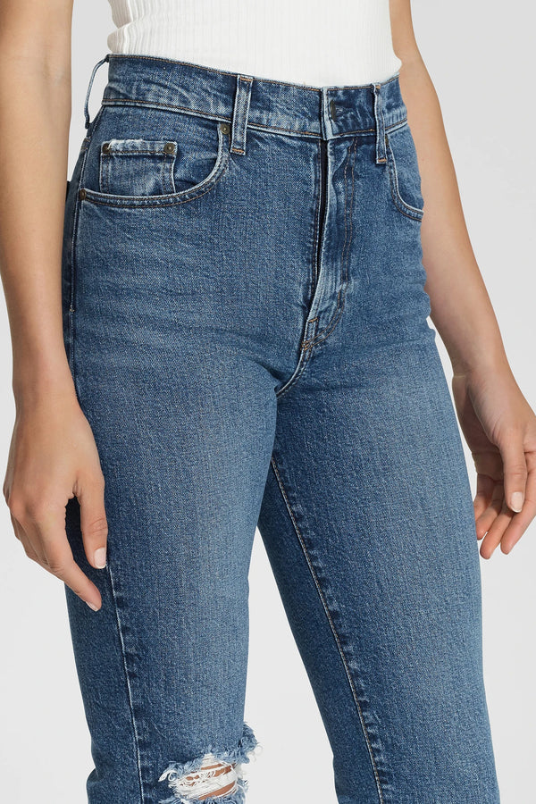 Nobody Denim Frankie Jean Ankle Stretch Agency