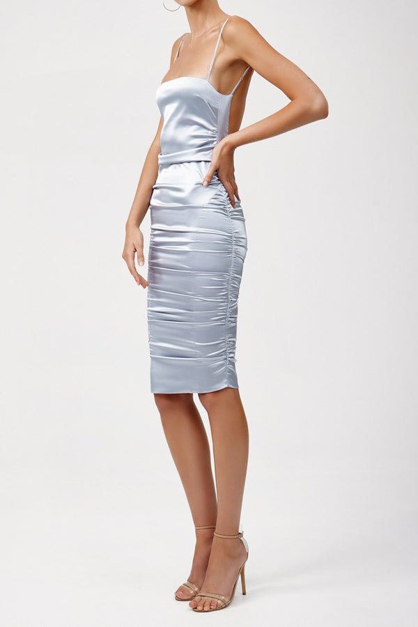 Lexi Riri Dress Silver