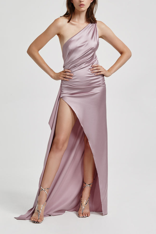 Lexi Samira Dress Mauve
