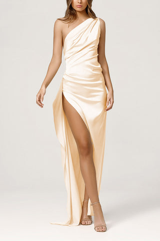 Lexi Samira Dress Cream