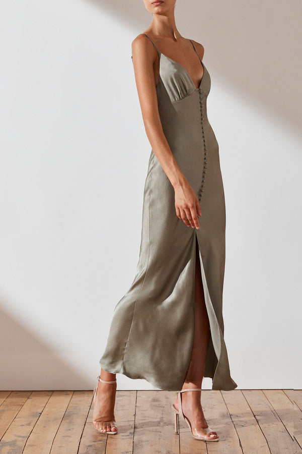 Shona Joy Joan Bias Slip Dress