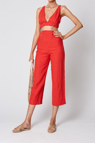 Winona Matise Pants Red