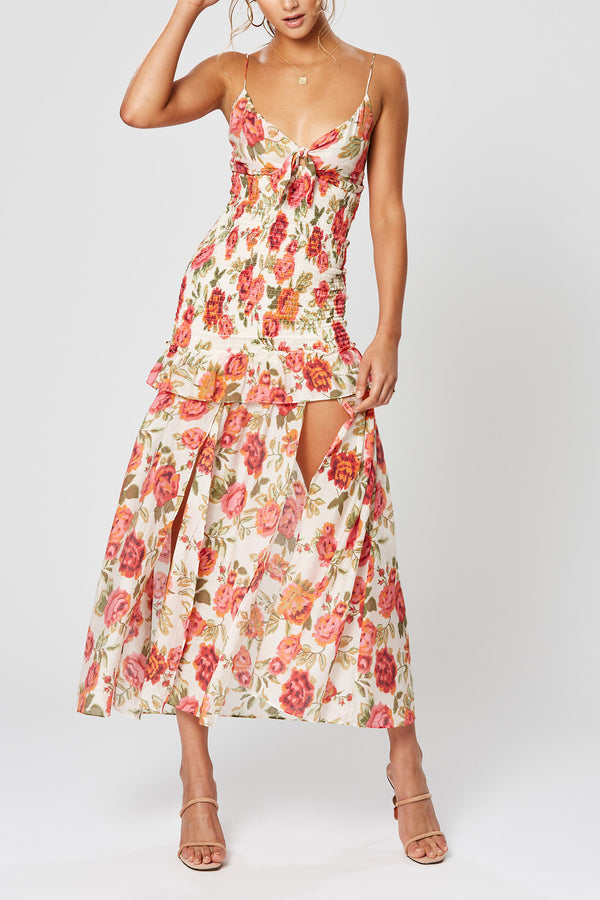 Winona Rosa Maxi Dress
