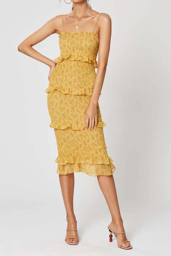 Winona Madeleine Midi Dress