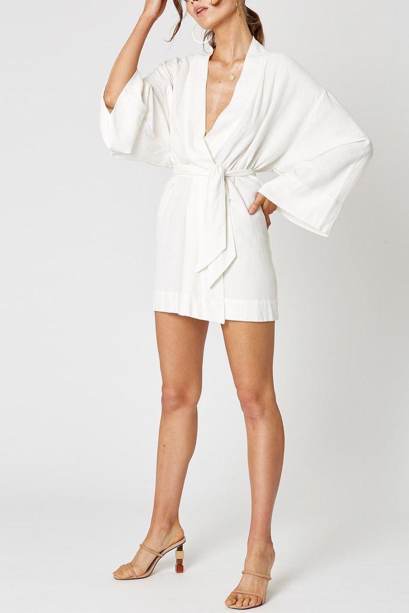 Winona Vista Wrap Dress