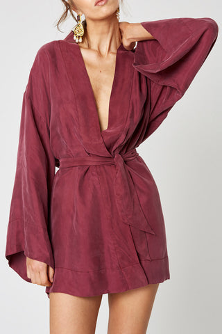 Winona Nevada Wrap Dress