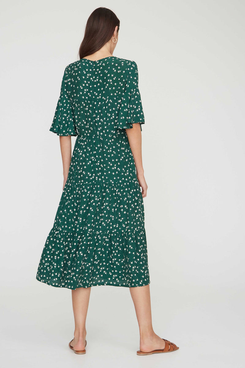 Faithfull Melia Midi Dress