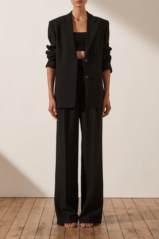 Shona Joy Ivy Oversized Tailored Blazer