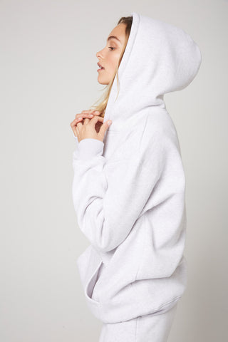 Rozalia x Atoir The Hoodie Light Grey