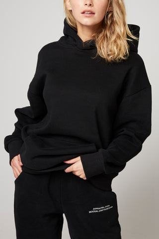 Rozalia x Atoir The Hoodie Black