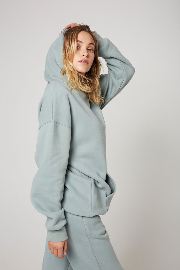 Rozalia x Atoir The Hoodie Teal