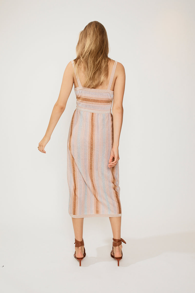 Suboo Luella Knitted Cut Out Dress