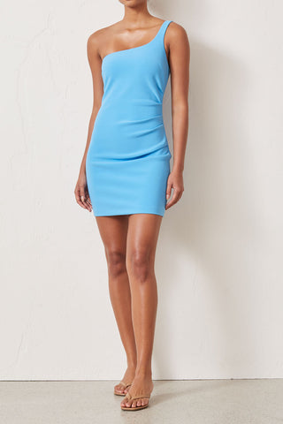 Bec and Bridge Paloma Mini Dress Azure