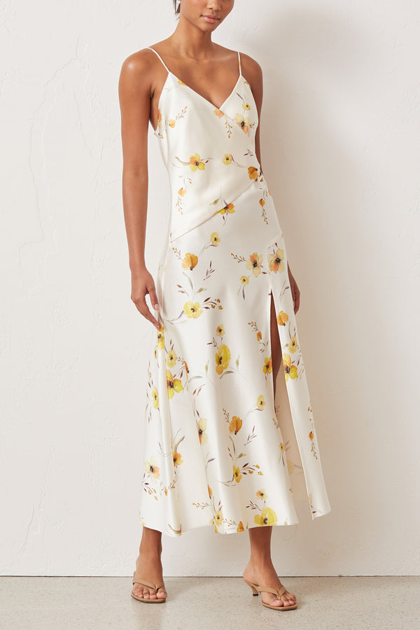 Bec and Bridge Colette Wrap Midi Dress