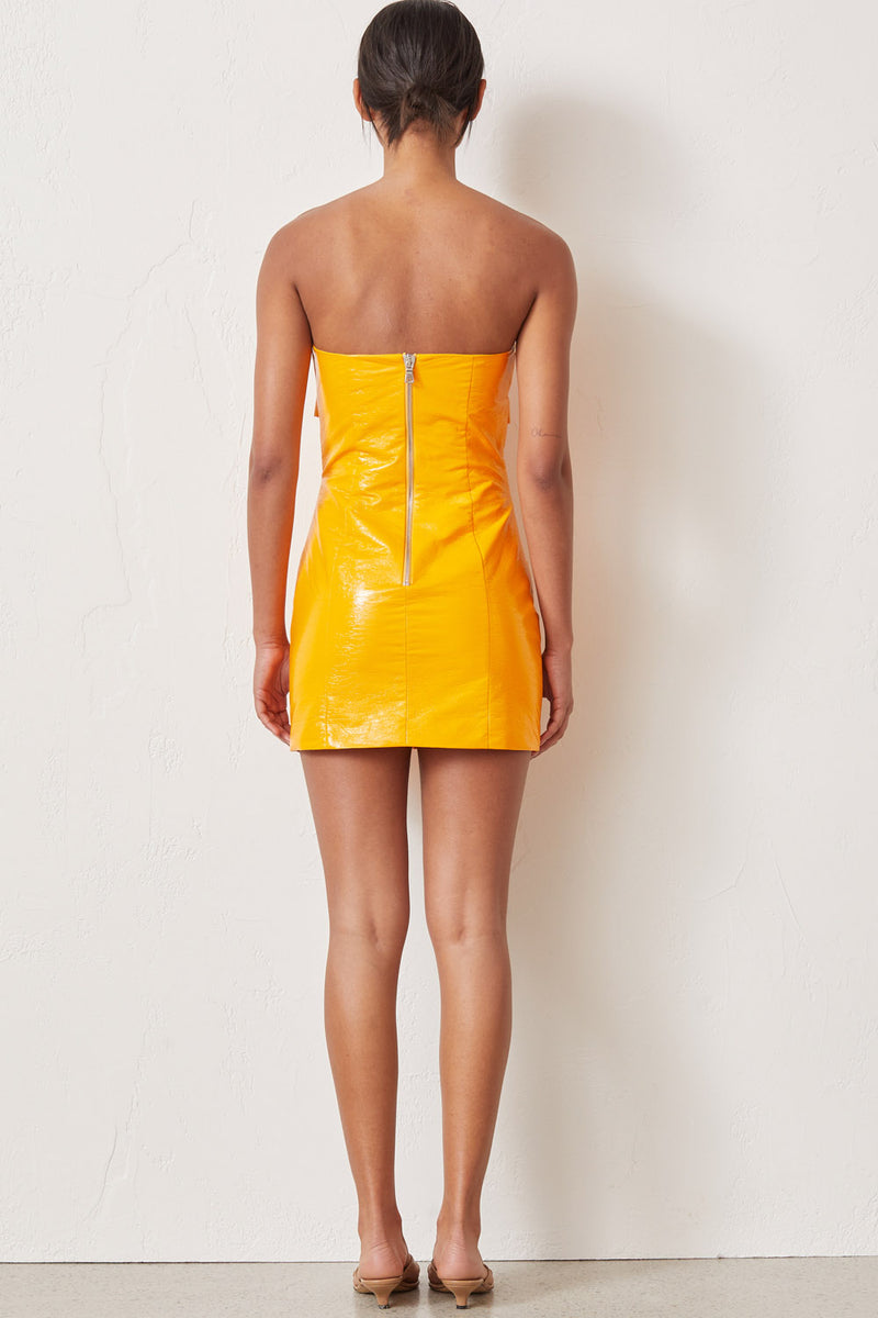Bec and Bridge Citrus City Mini Dress