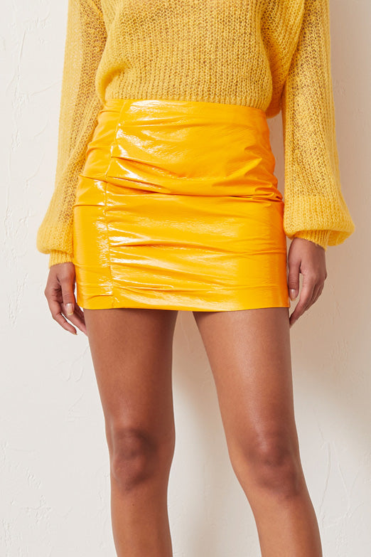 Bec and Bridge Citrus City Mini Skirt