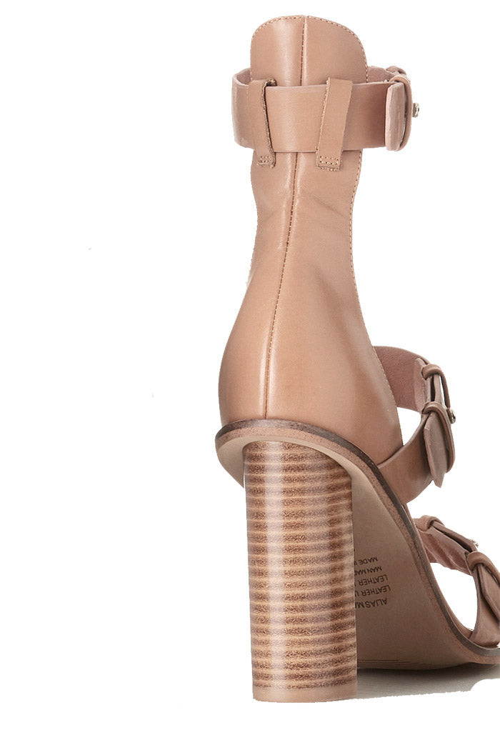 Alias Mae Adore Light Tan Leather