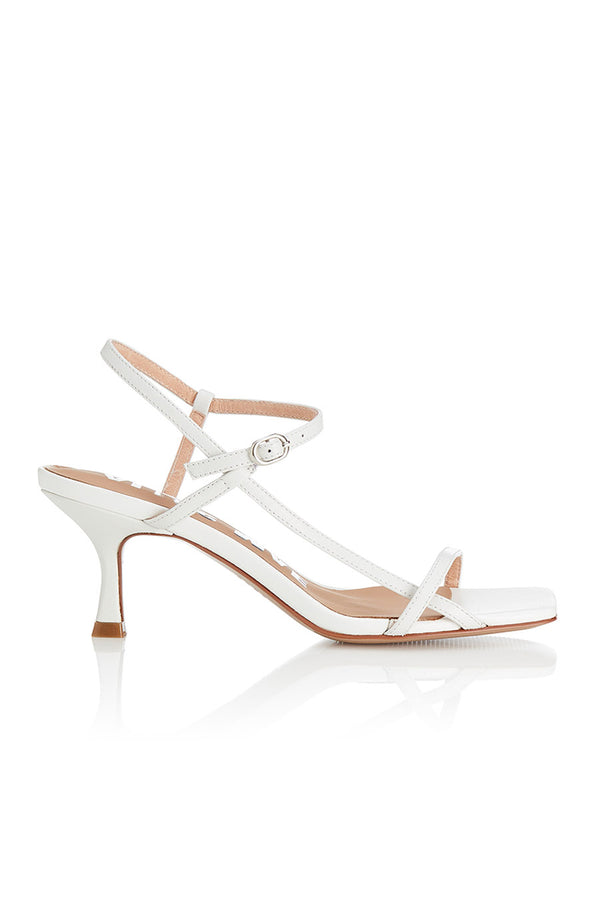Alias Mae Bambi Ivory Leather