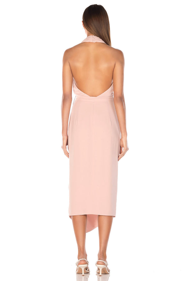 Misha Collection Lorena Dress Blush