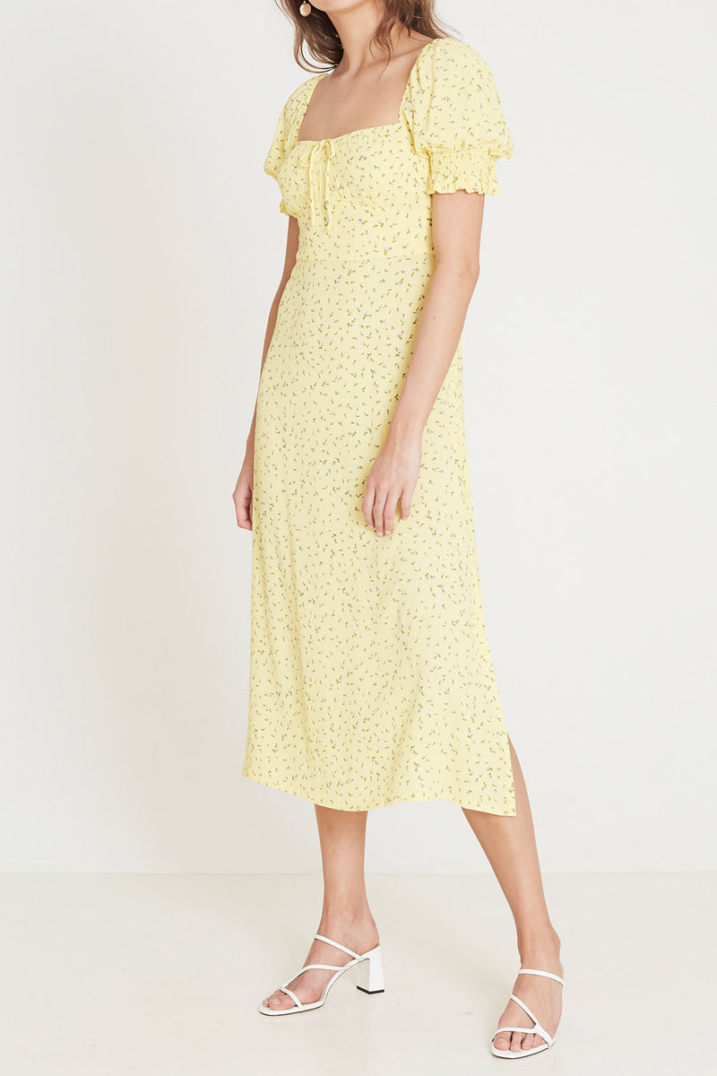 Faithfull Evelyn Midi Dress