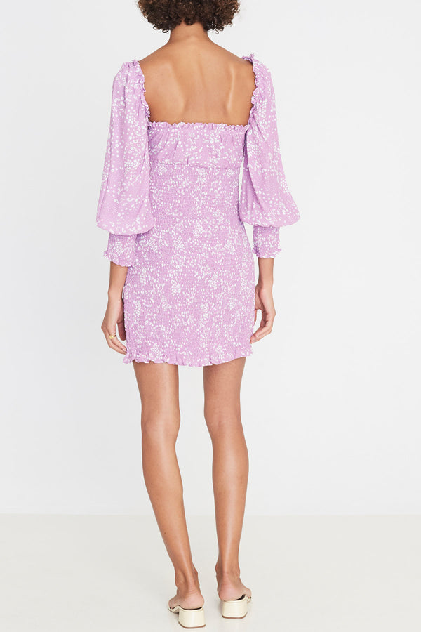 Faithfull Gombardy Mini Dress Stevie Floral