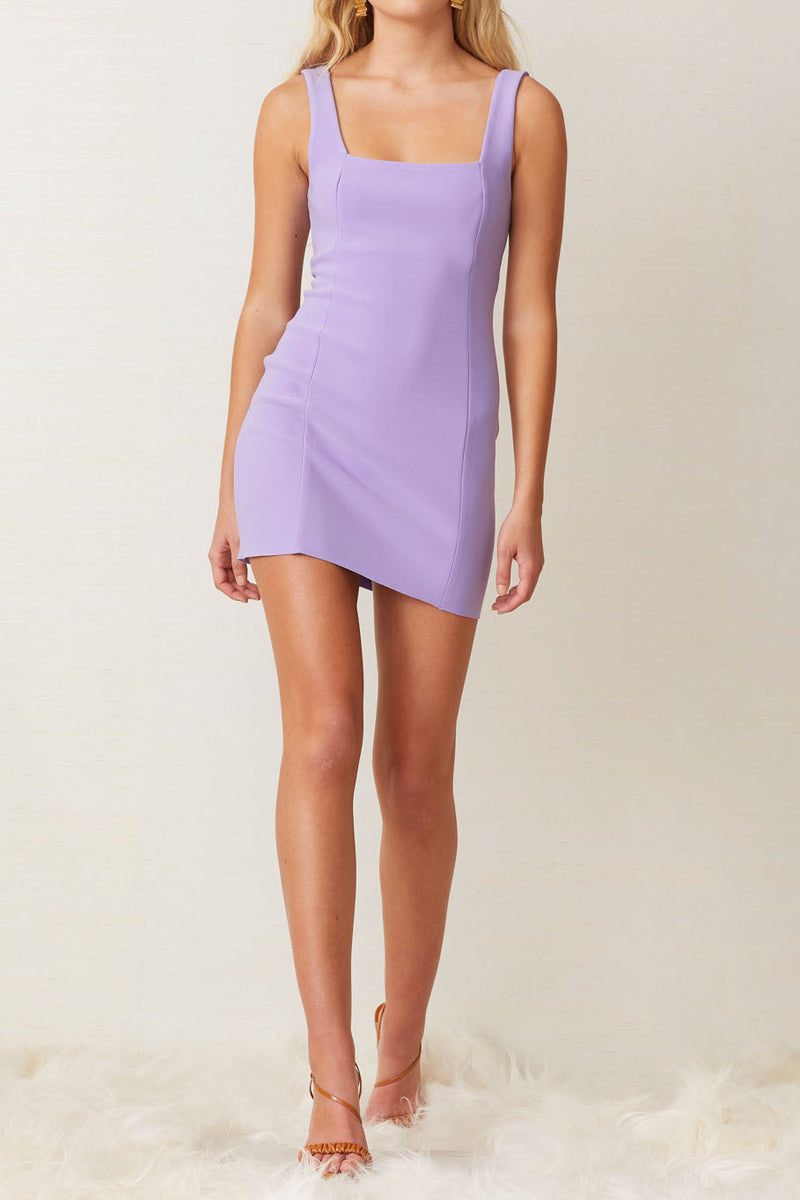 Bec and Bridge Gemma Mini Dress Violet