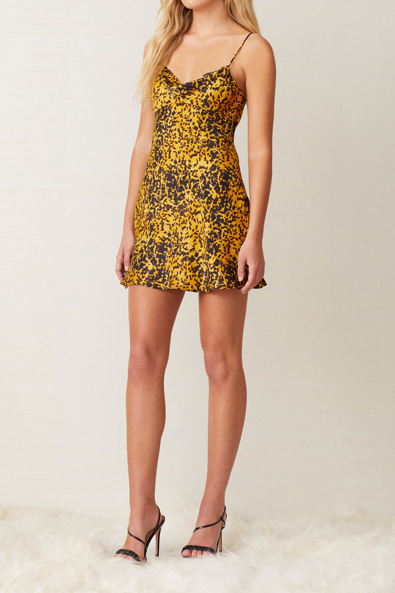 Bec and Bridge Turtle Rock Mini Dress