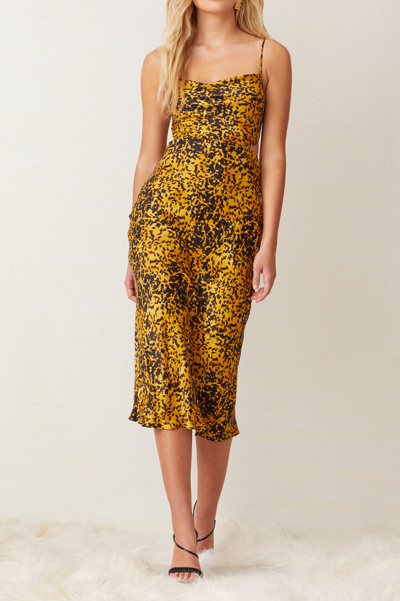 Bec and Bridge Turtle Rock Midi Dress