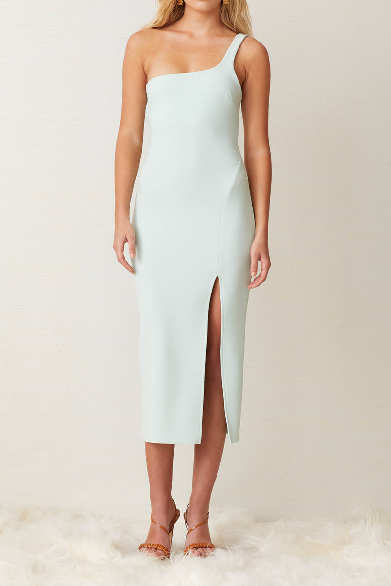 Bec and Bridge Ariel Midi Dress Mint
