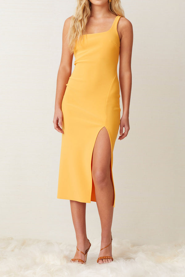 Bec and Bridge Ariel Midi Dress Mango