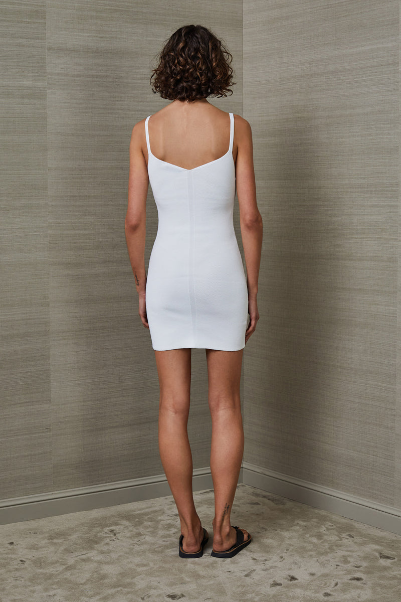 Bec and Bridge Eden Mini Dress Ivory