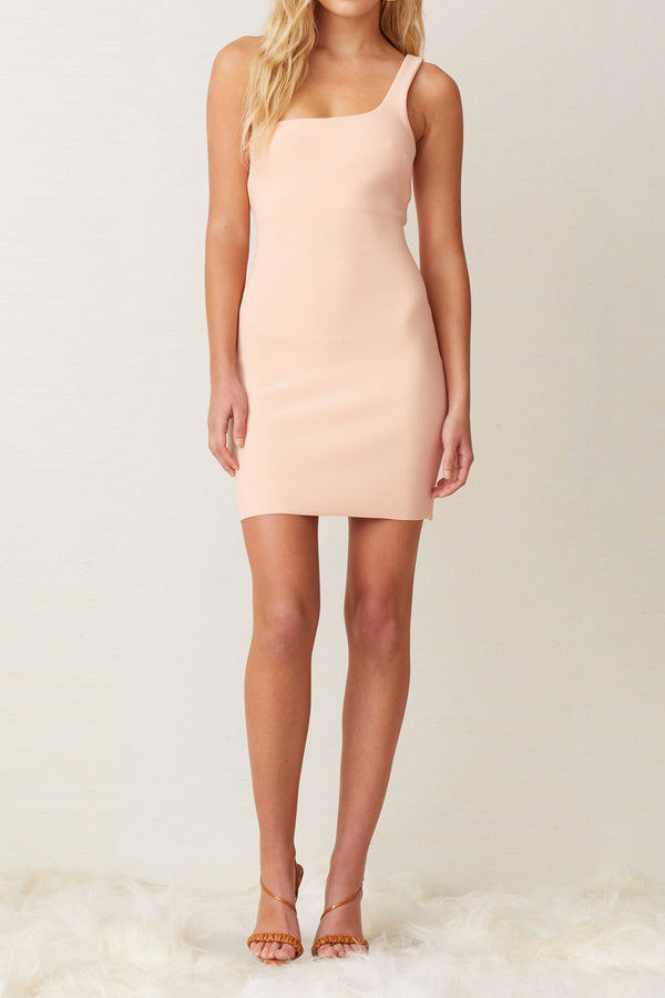 Bec and Bridge Ruby Mini Dress Blush