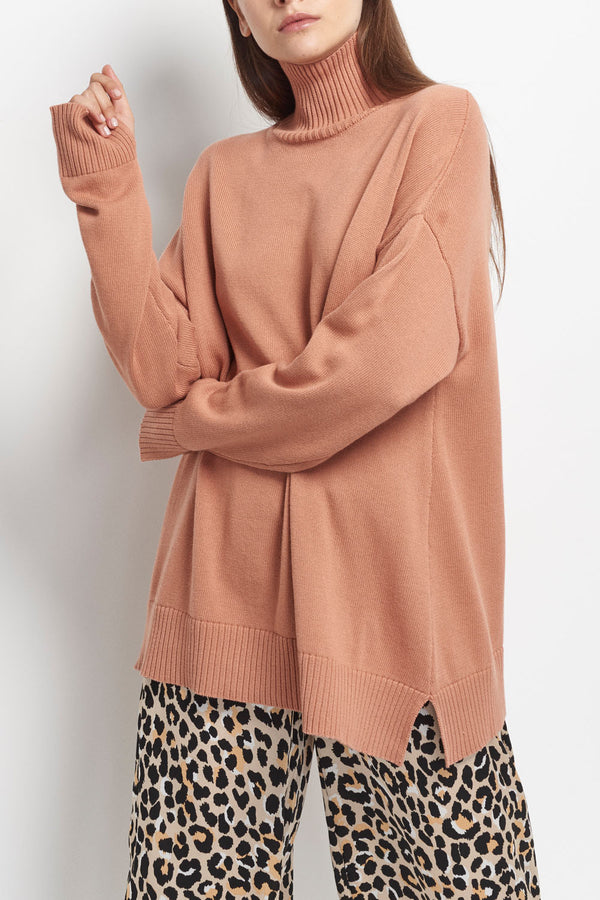 Imonni Kinlee Cotton Jumper Cork