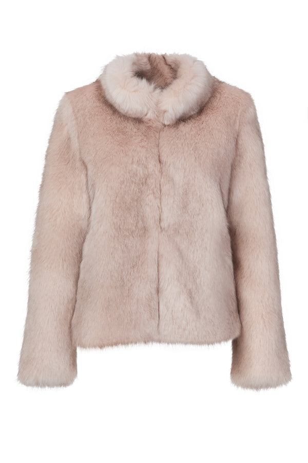 Unreal Fur Delish Jacket Dusty Pink