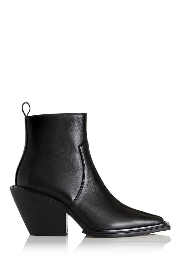 Alias Mae Jordy Boots Black Burnished