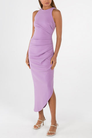 Misha Collection Ida Dress Lilac
