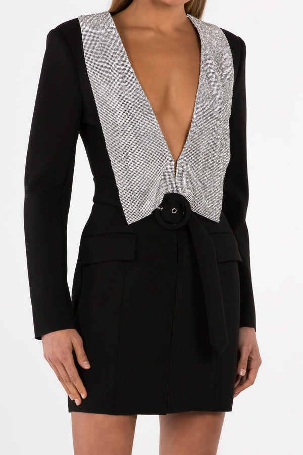 Misha Collection Helen Blazer Dress