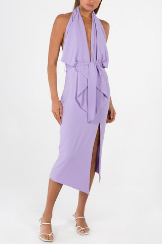 Misha Collection Lorena Dress Lilac