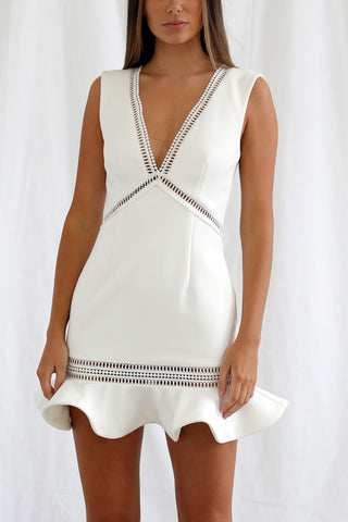 San Sloane Julia Mini Dress