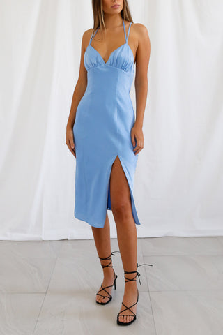 San Sloane Genesis Midi Dress
