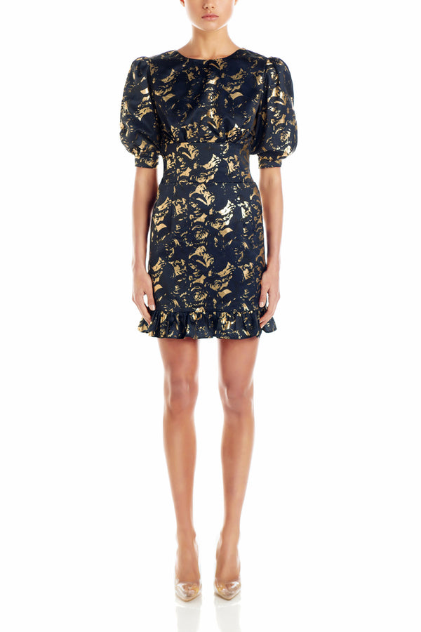 Misha Collection Havannah Printed Dress